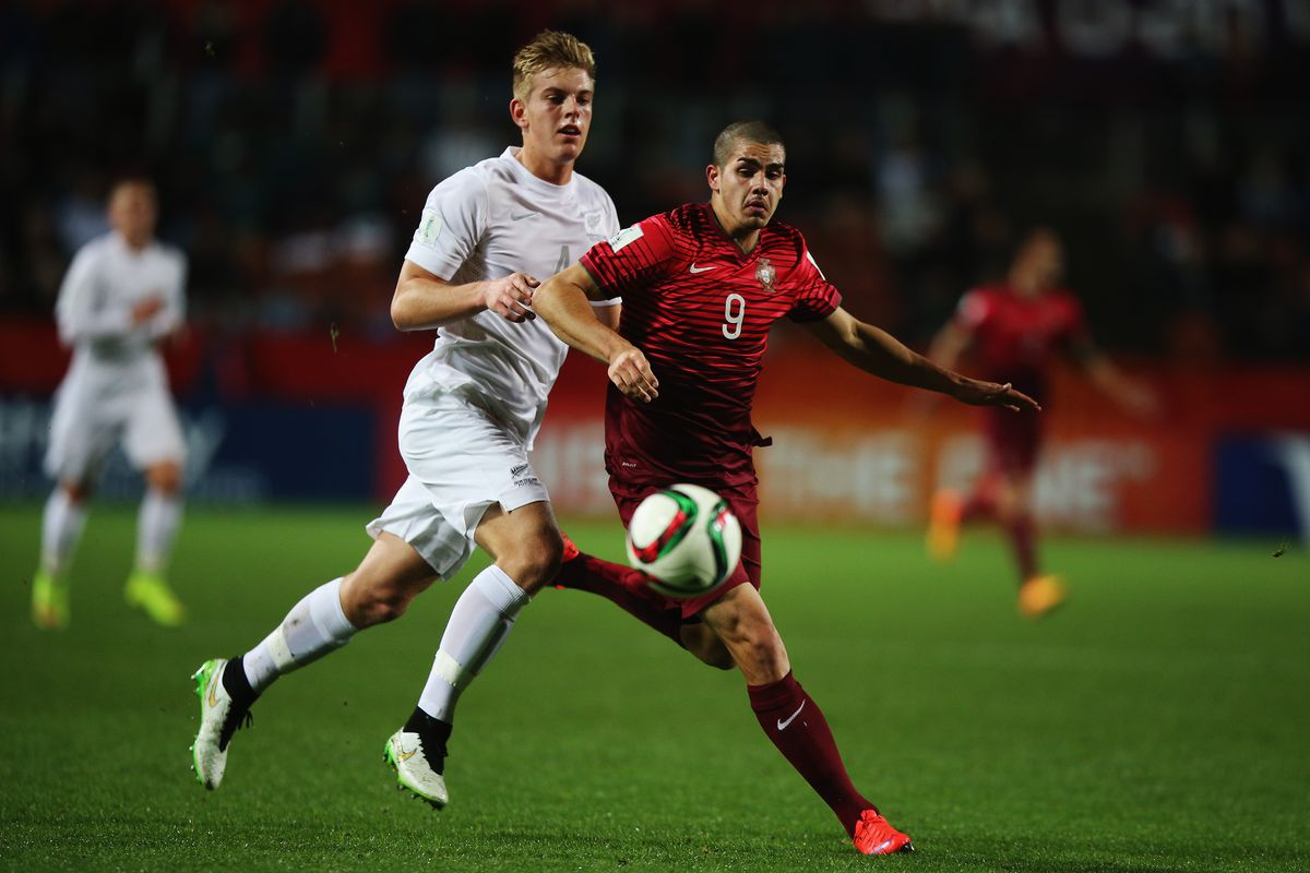 Portugal v New Zealand: Round of 16 - FIFA U-20 World Cup New Zealand 2015