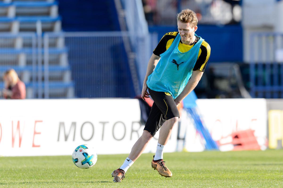 Borussia Dortmund Marbella Training Camp