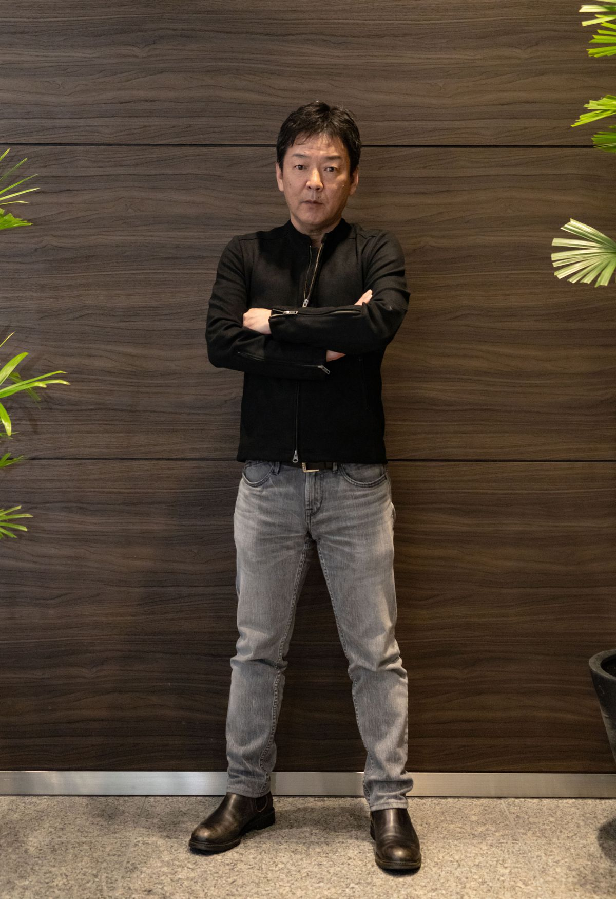 Tokuro Faujiwara, creator of Ghosts 'n Goblins