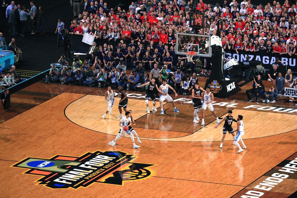 Gonzaga v North Carolina