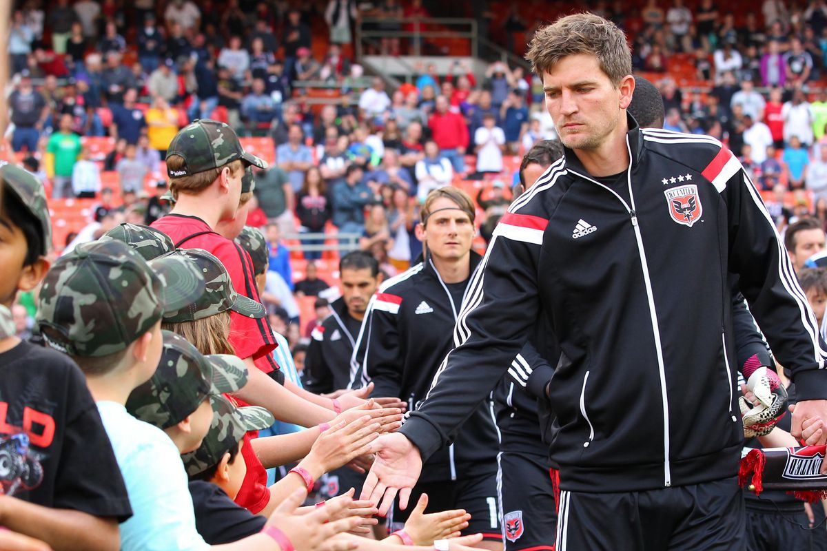 D.C. United gave the fans another solid month in May.