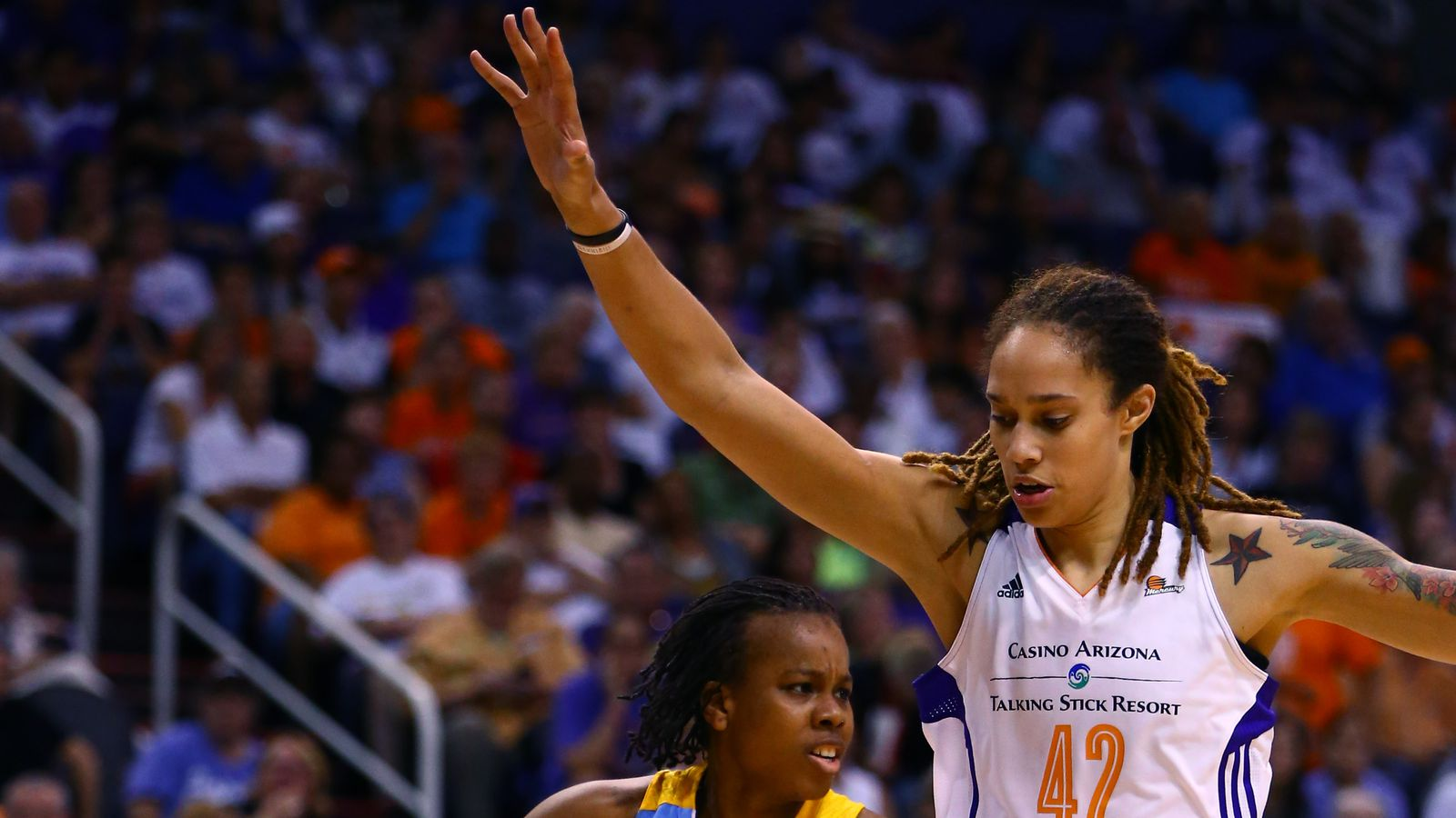 Brittney Griner enters diverson program - Swish Appeal Brittney Griner