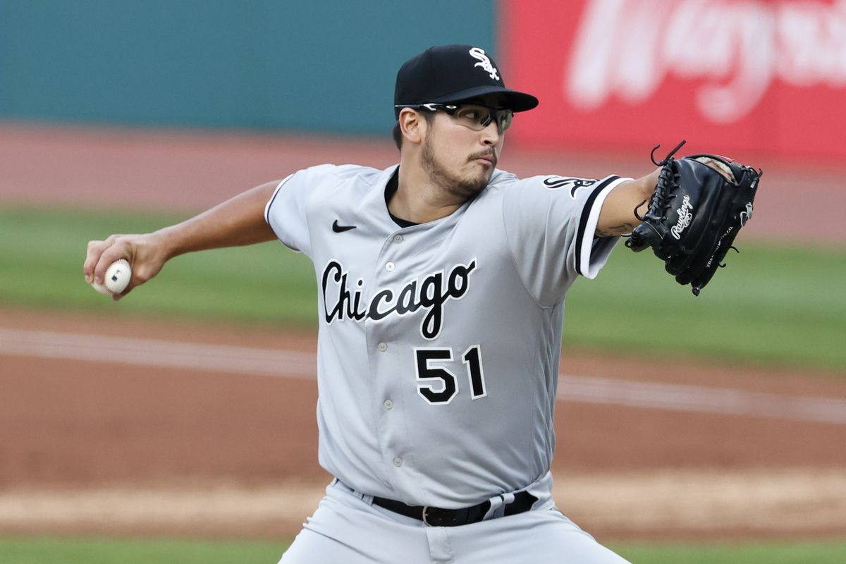 White Sox pitcher Dane Dunning will start Game 3 of the wild card series against the Athletics.