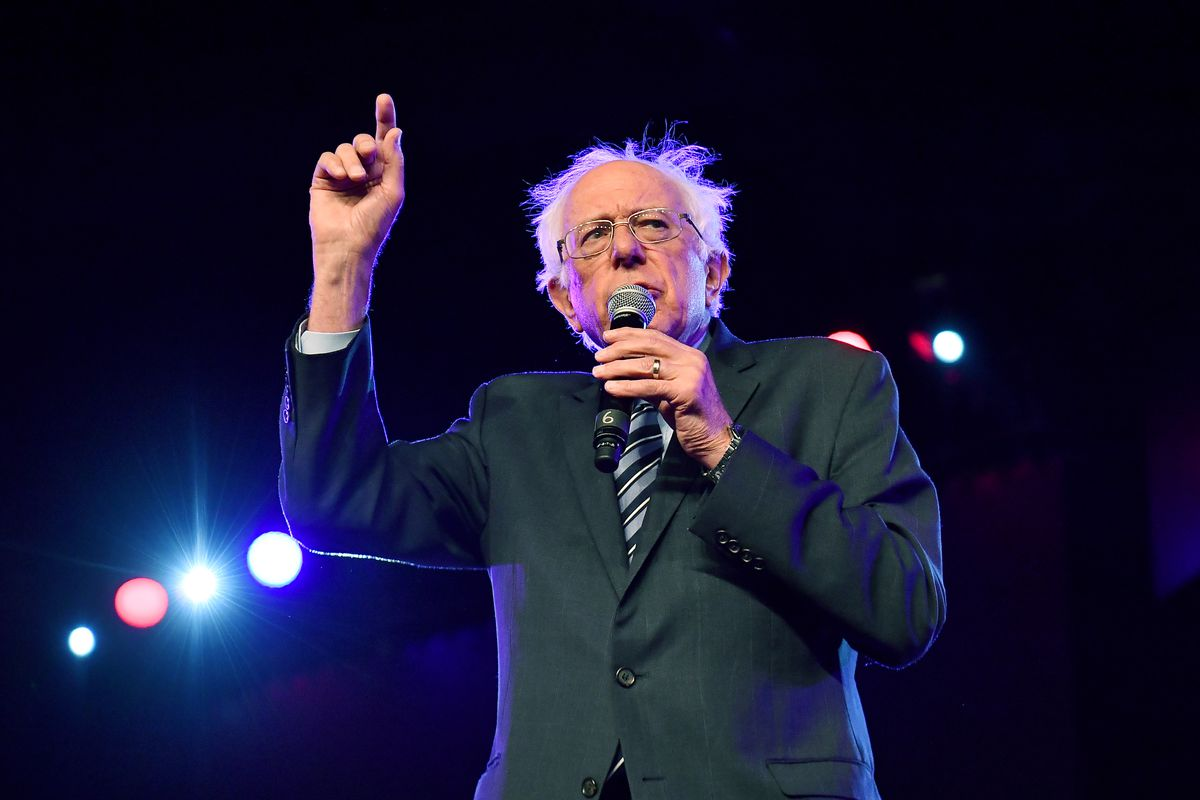 Bernie Sanders is the first 2020 candidate to call for a