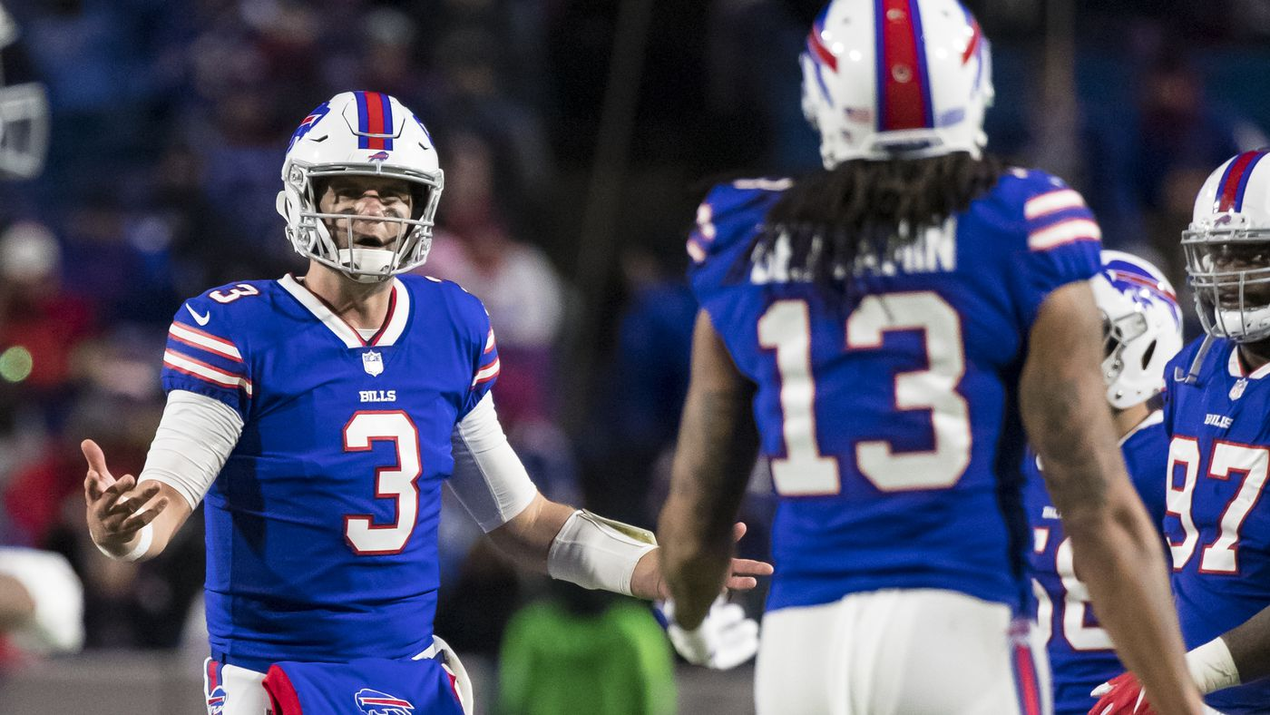 Plays that defined the 2018 Buffalo Bills: New England Patriots on Monday Night Football
