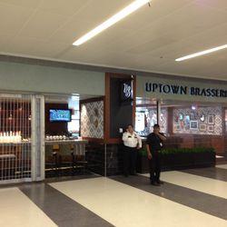 Uptown Brasserie.