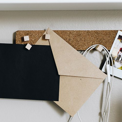 cork board for home office