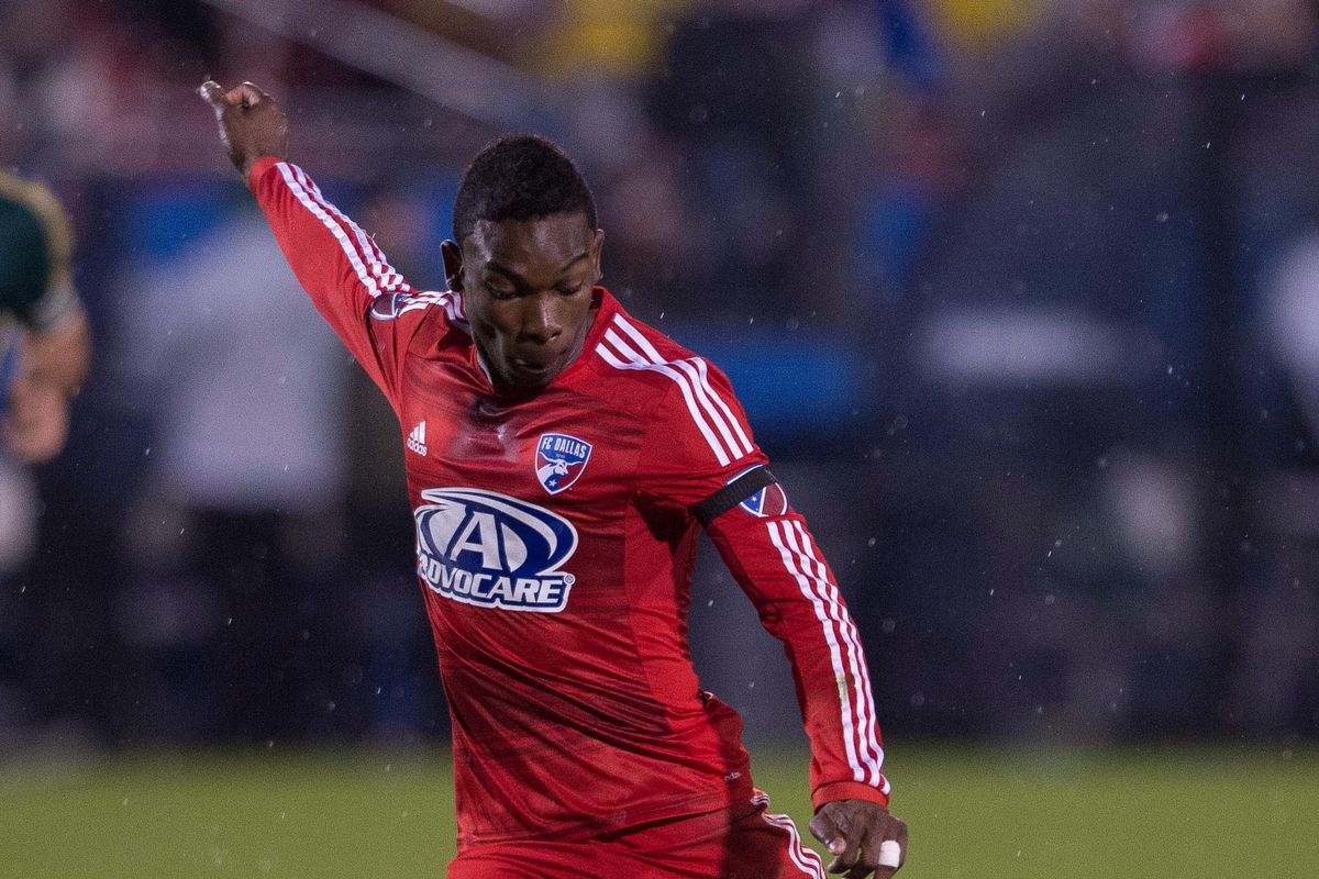 Fabian Castillo and Dallas are out to defend their Power Rankings championship.