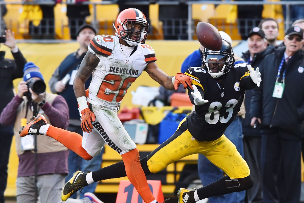 Statistical breakdown of the Steelers Week 17 win over the Browns ... bc998b37b