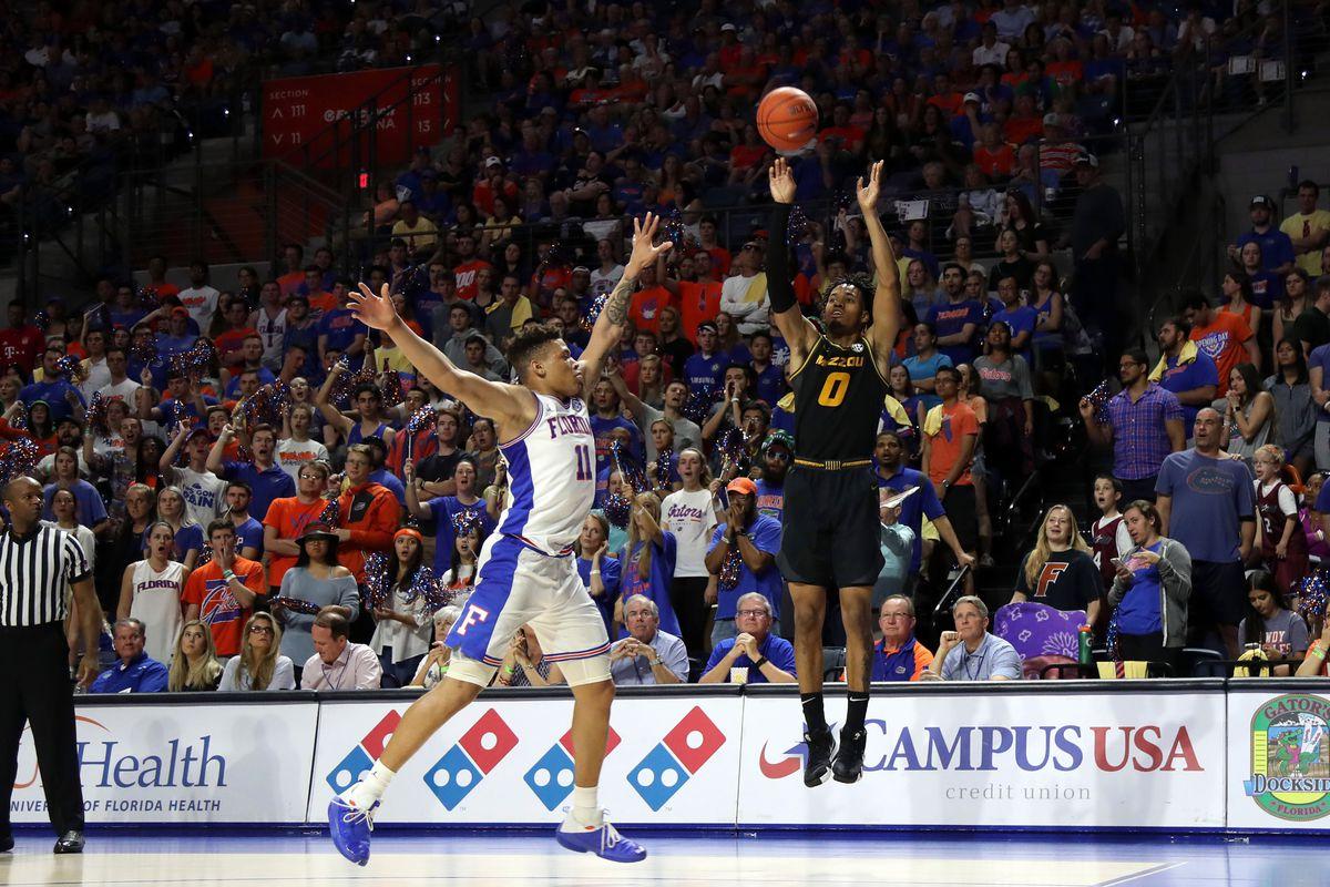 NCAA Basketball: Missouri at Florida