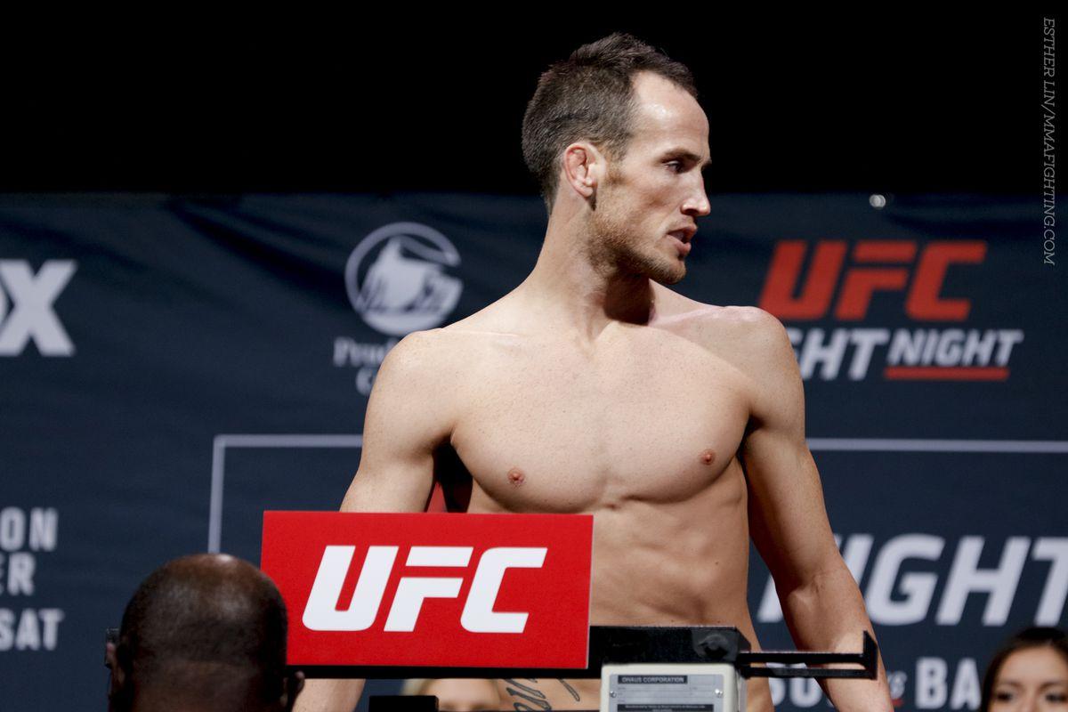 UFC on FOX 18 Weigh-ins