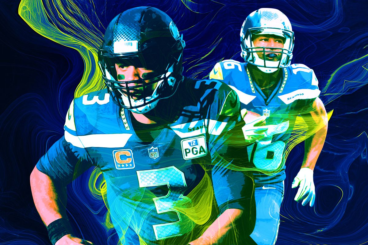 best website cd5c0 a388d Russell Wilson's Deep Passing Is the Key to a Seahawks ...