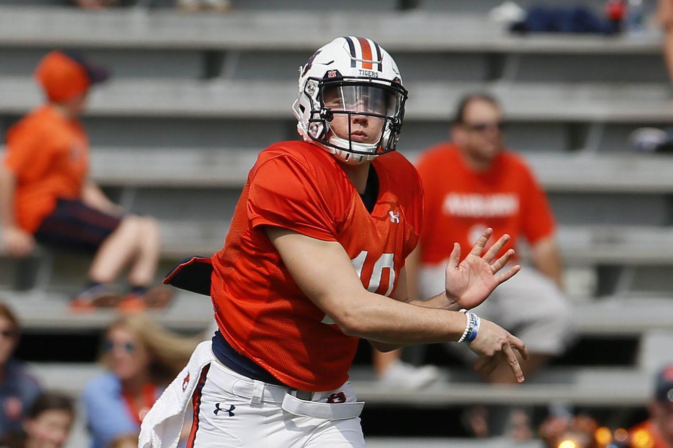 NCAA Football: Auburn A-Day