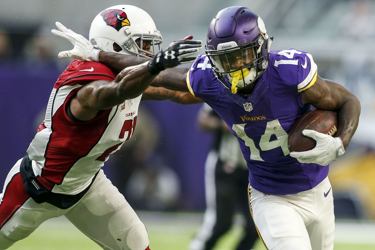 Fantasy football start sit advice Week 1 Stefon Diggs SBNation