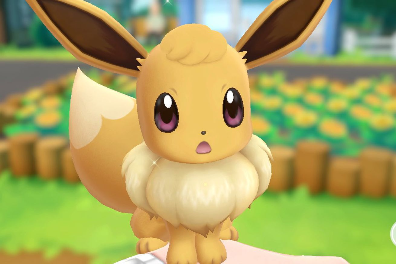 pokemon let s go is the perfect way to introduce kids to the series
