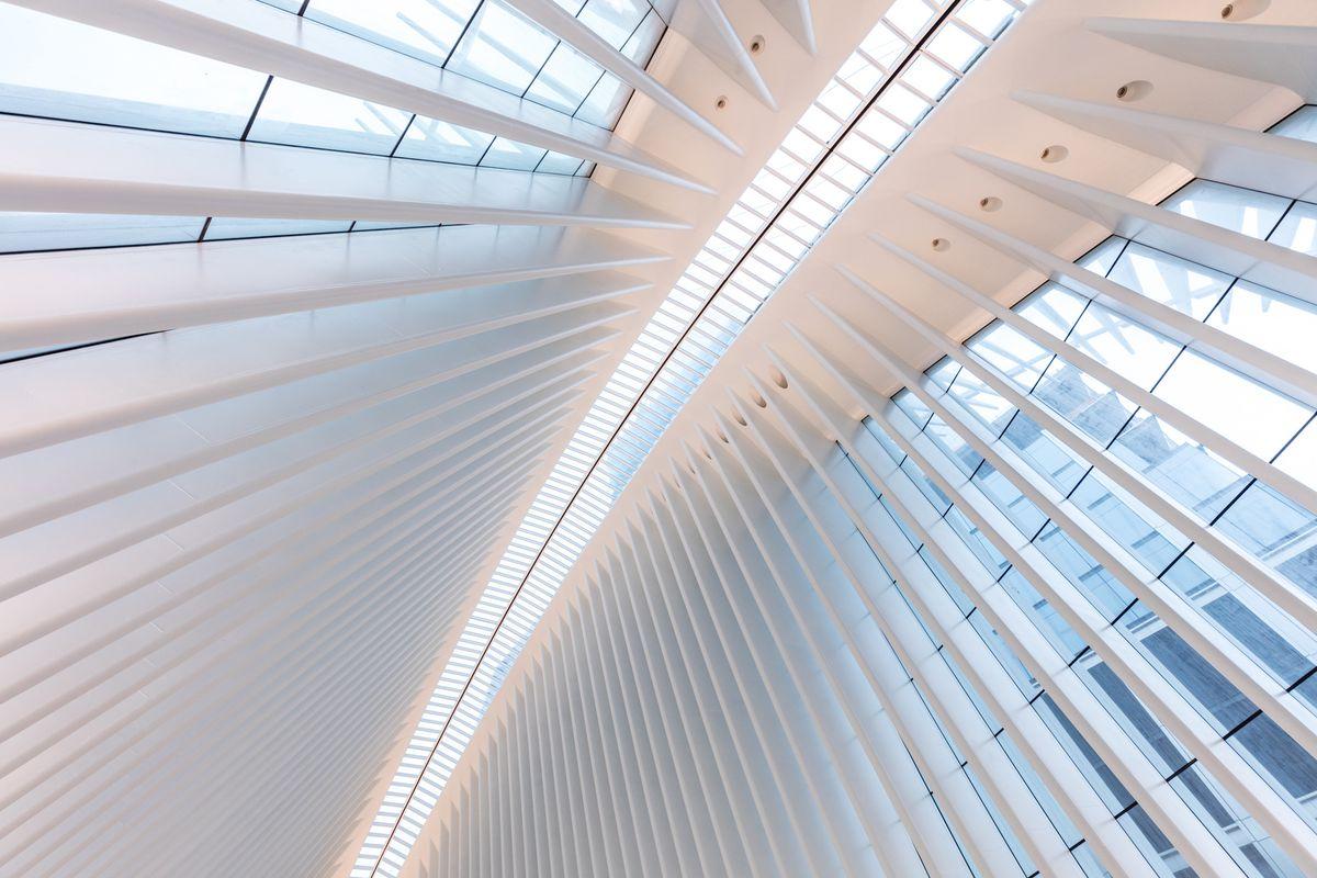 Santiago Calatrava's World Trade Center Transportation Hub