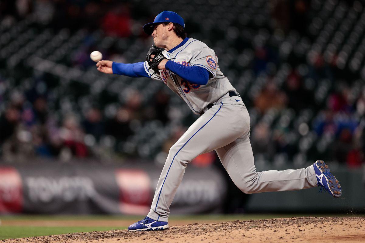 MLB: Game Two-New York Mets at Colorado Rockies