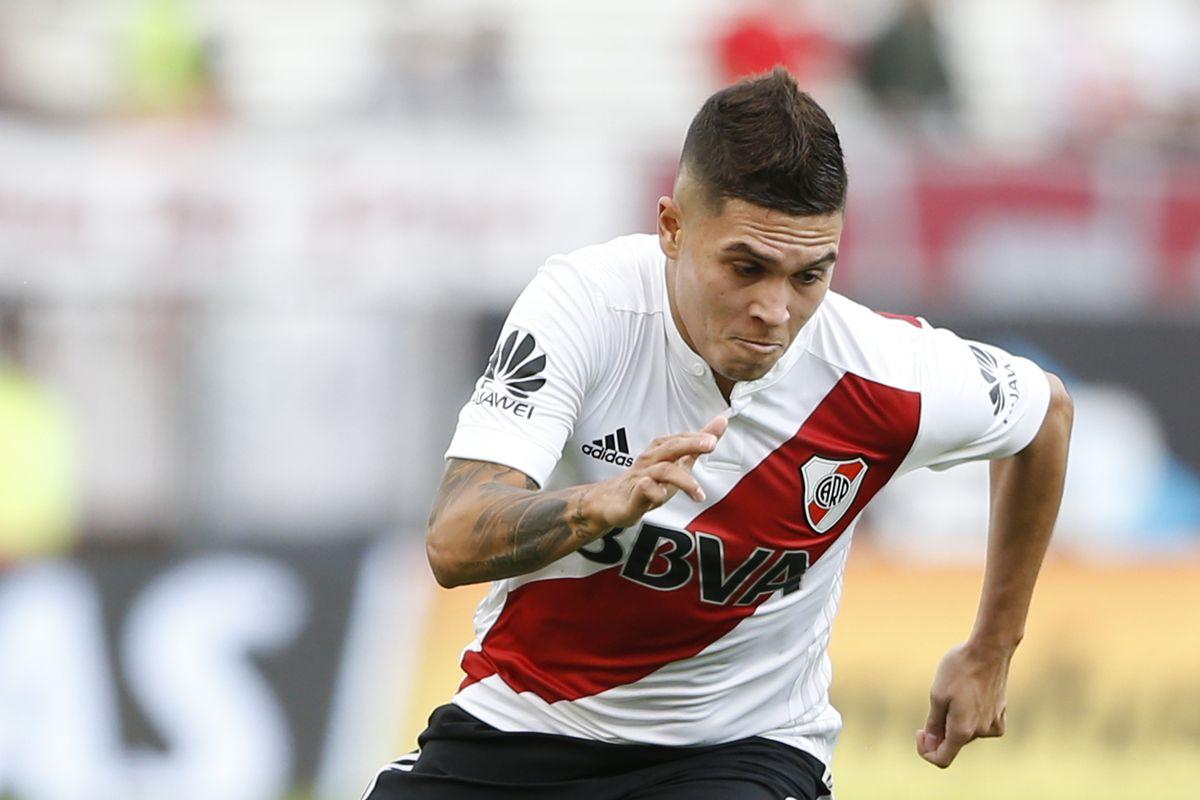 River Plate v Estudiantes - Superliga 2017/18