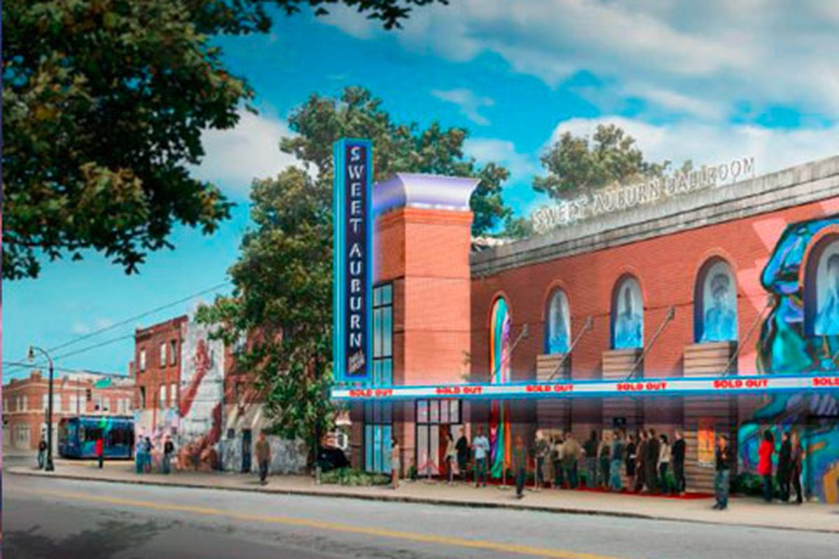 In Sweet Auburn, dated YMCA building to be reimagined as