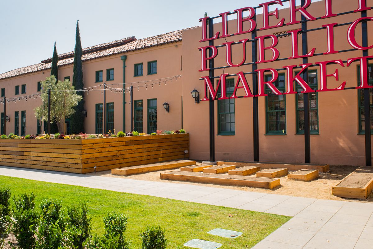 The Early Word On Liberty Public Market Eater San Diego