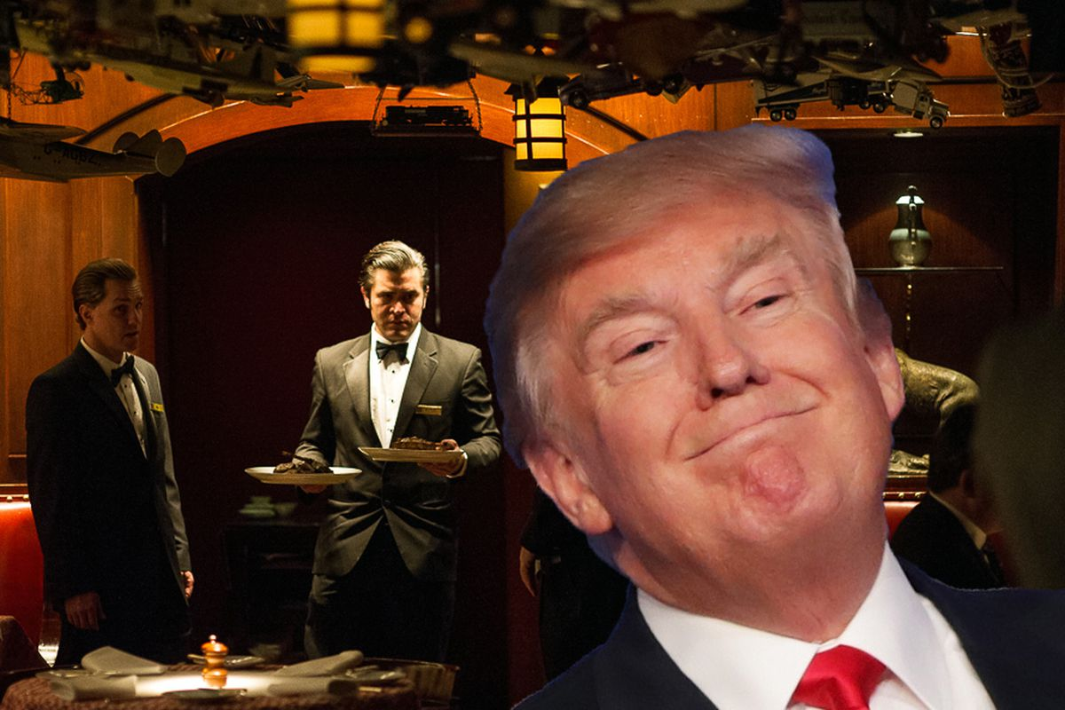 [Trump photo: Chip Somodevilla/Getty Images]