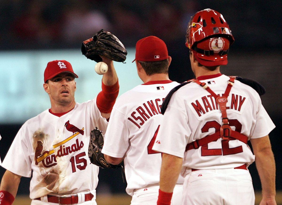Padres v Cardinals