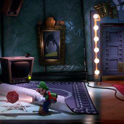 Luigi's Mansion 3 8F red gem location