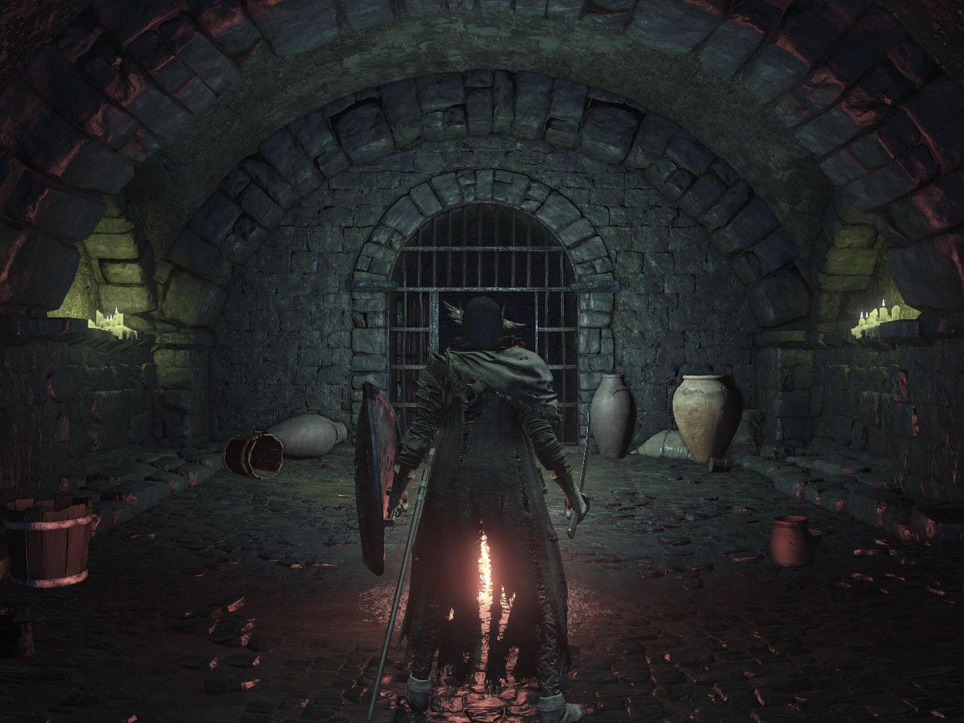Dark Souls 3: Irithyll Dungeon walkthrough - Polygon