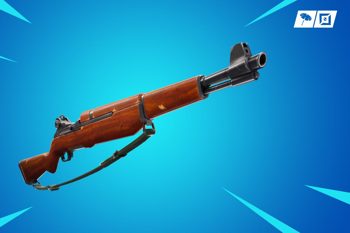 Fortnite patch notes 7 40: Infantry Rifle, Overtime