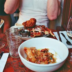 """Brunch at The General Greene by <a href=""""http://www.flickr.com/photos/naftels/7209828676/in/pool-29939462@N00/"""">naftels</a>"""