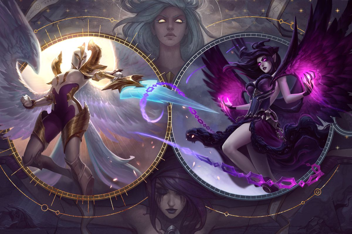 Kayle And Morgana Rework New Ability Kits Revealed - The -3212