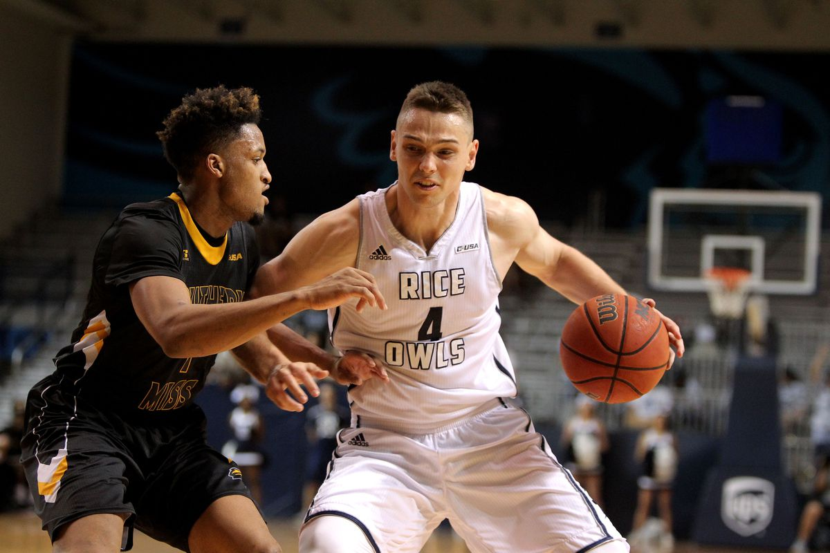 NCAA Basketball: Southern Mississippi at Rice