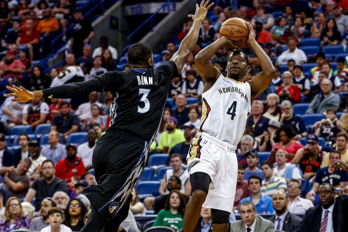 Jordan Crawford Hopes To Become A Constant Factor For The