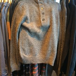 Sweater, size XS, $30 (was $128)