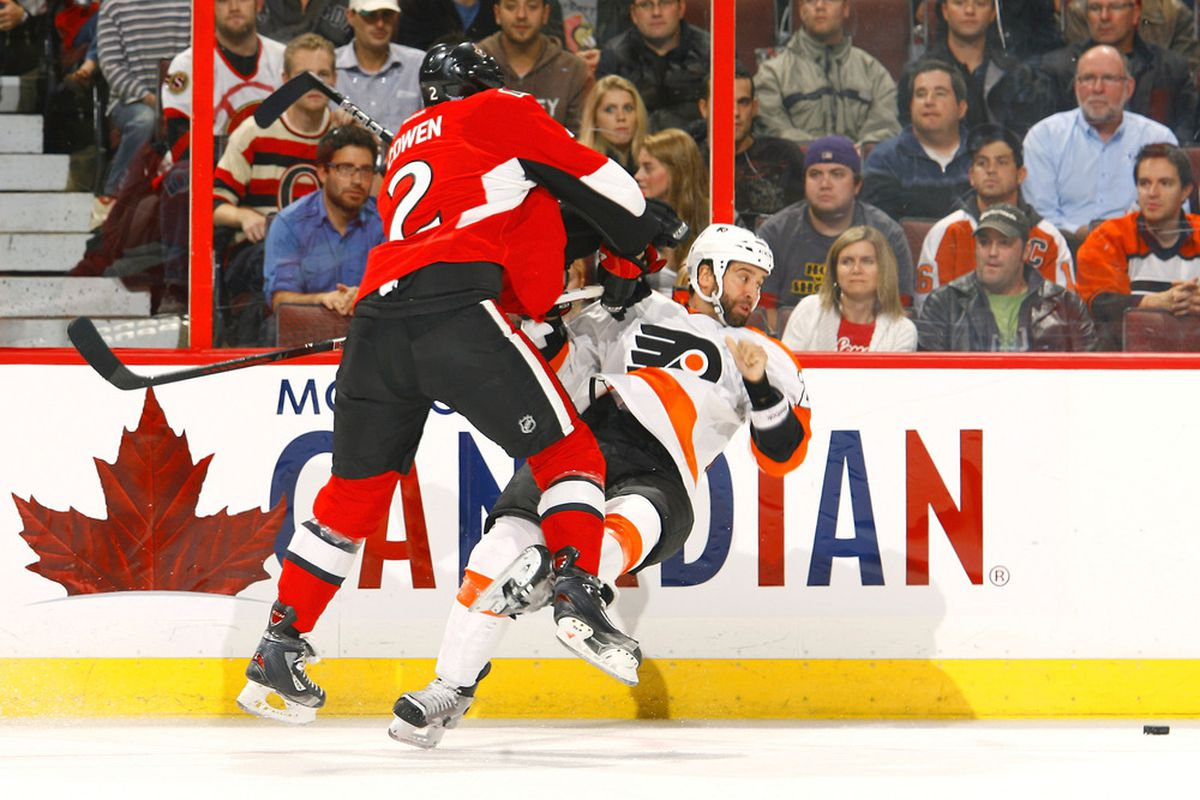 Jared Cowen lives out his dream of being a Maitre d' in an aggressive way.