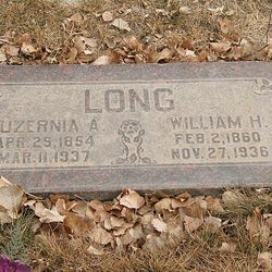 Grave marker of William Henry Long in Duchesne says he died in 1936. His family wants to know if he was really the Sundance Kid.