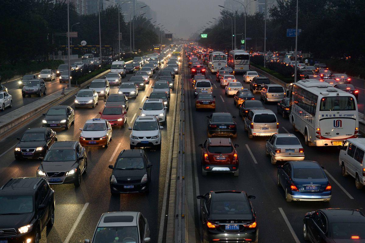 Traffic traffic everywhere