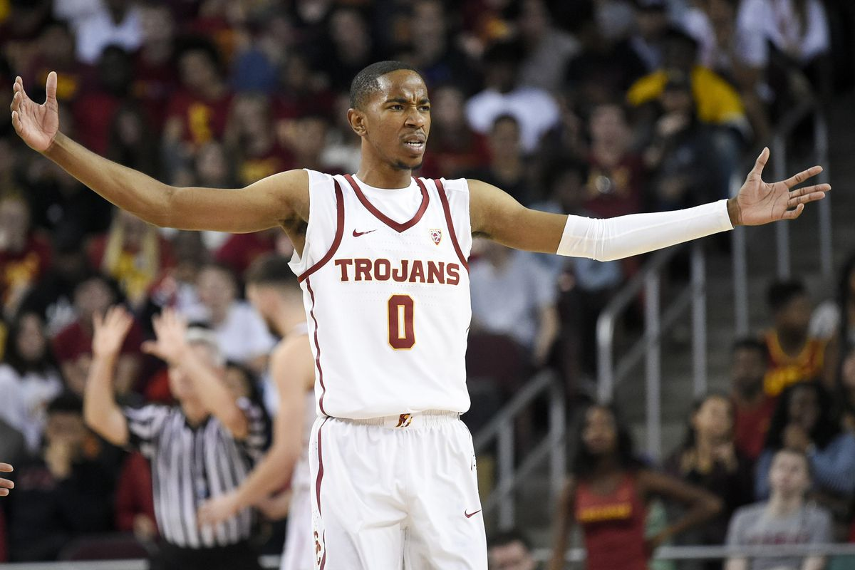 lowest price 9ba4d 51594 USC Basketball: Three ways to improve heading into Pac-12 ...