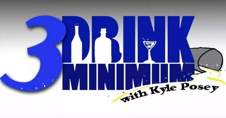 Three Drink Minimum Podcast 11 Happy Philcember Rivers