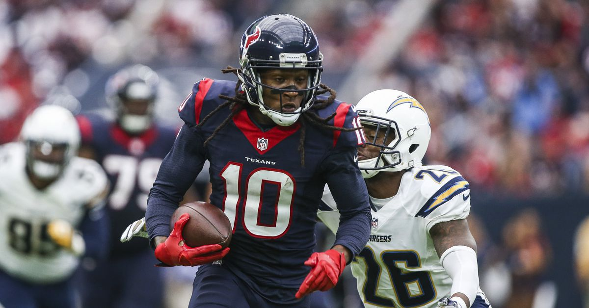 Texans-Chargers Live: First Quarter