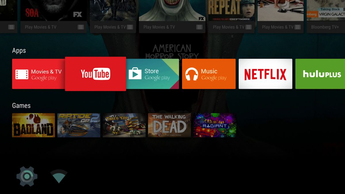 Nexus Player screenshots