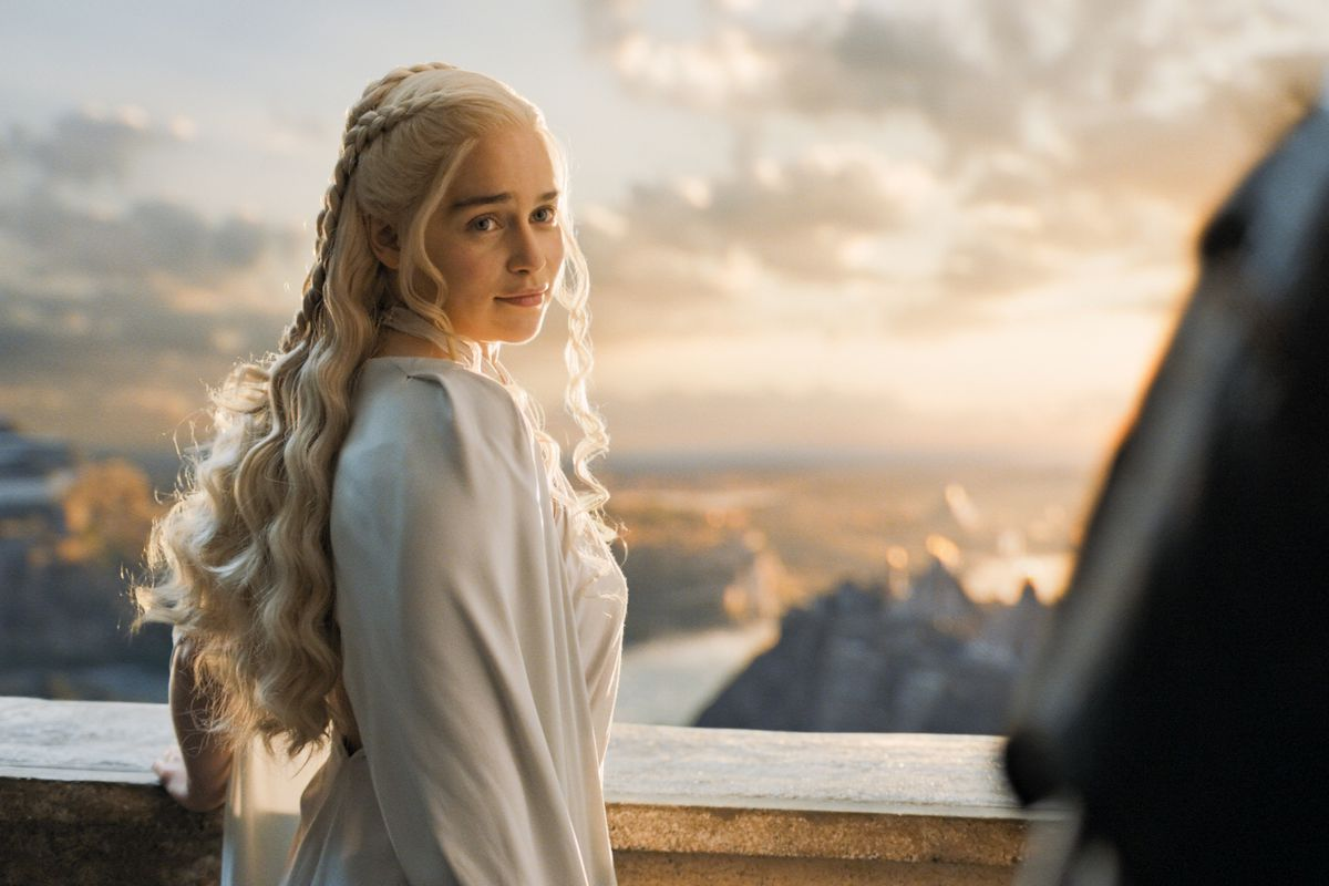 Don't you worry. Daenerys (Emilia Clarke) has this all figured out.