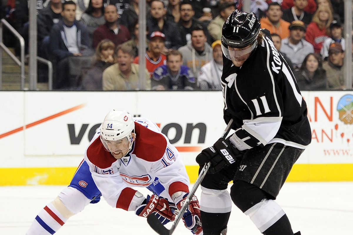 one of these players ought to be nominated for the selke and the other is tomas plekanec