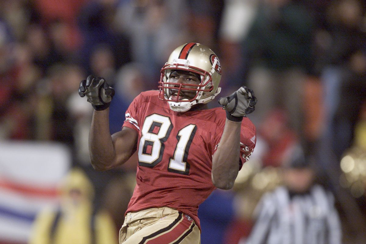 new styles bdd1c 1afb5 5 moments that helped define Terrell Owens' NFL Hall of Fame ...