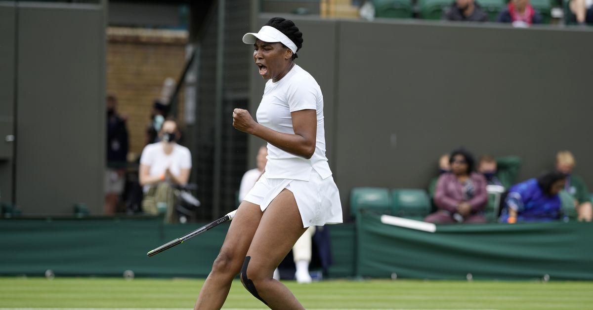 Venus Williams captures 90th Wimbledon win in 90th career major