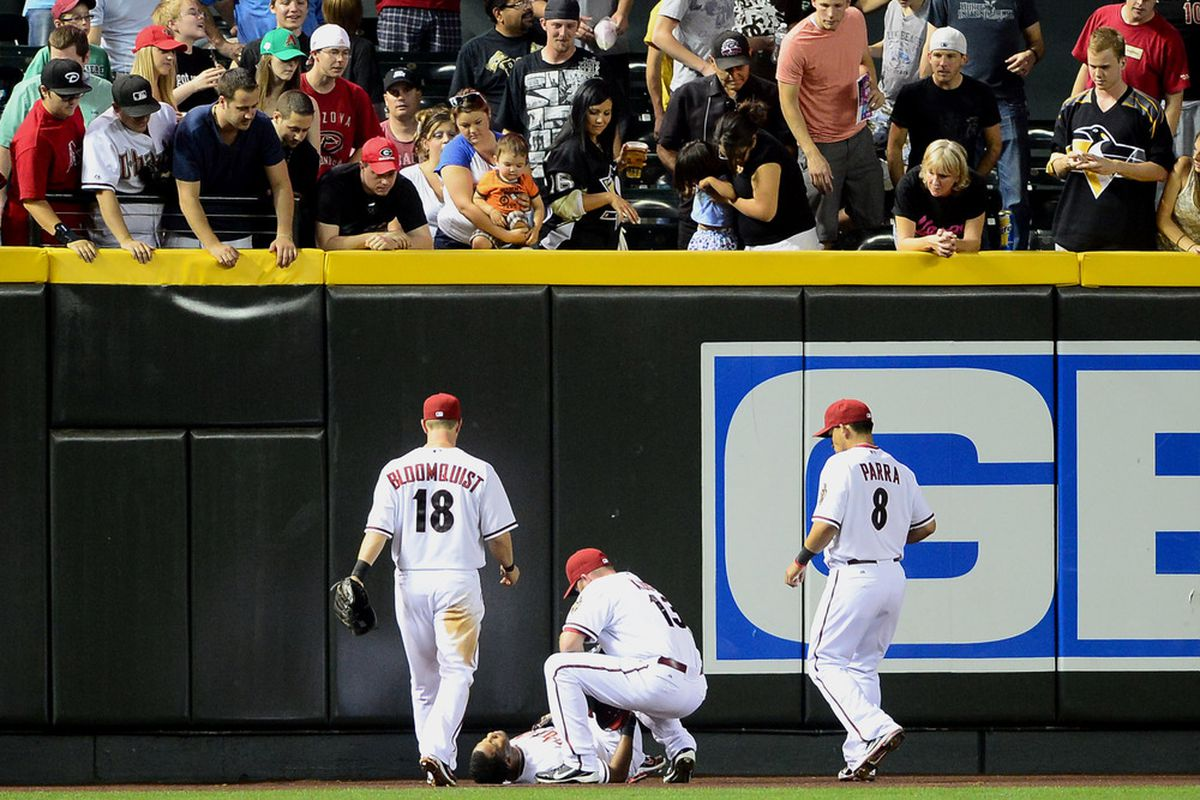 This is exactly what Dbacks fans did NOT want to see.