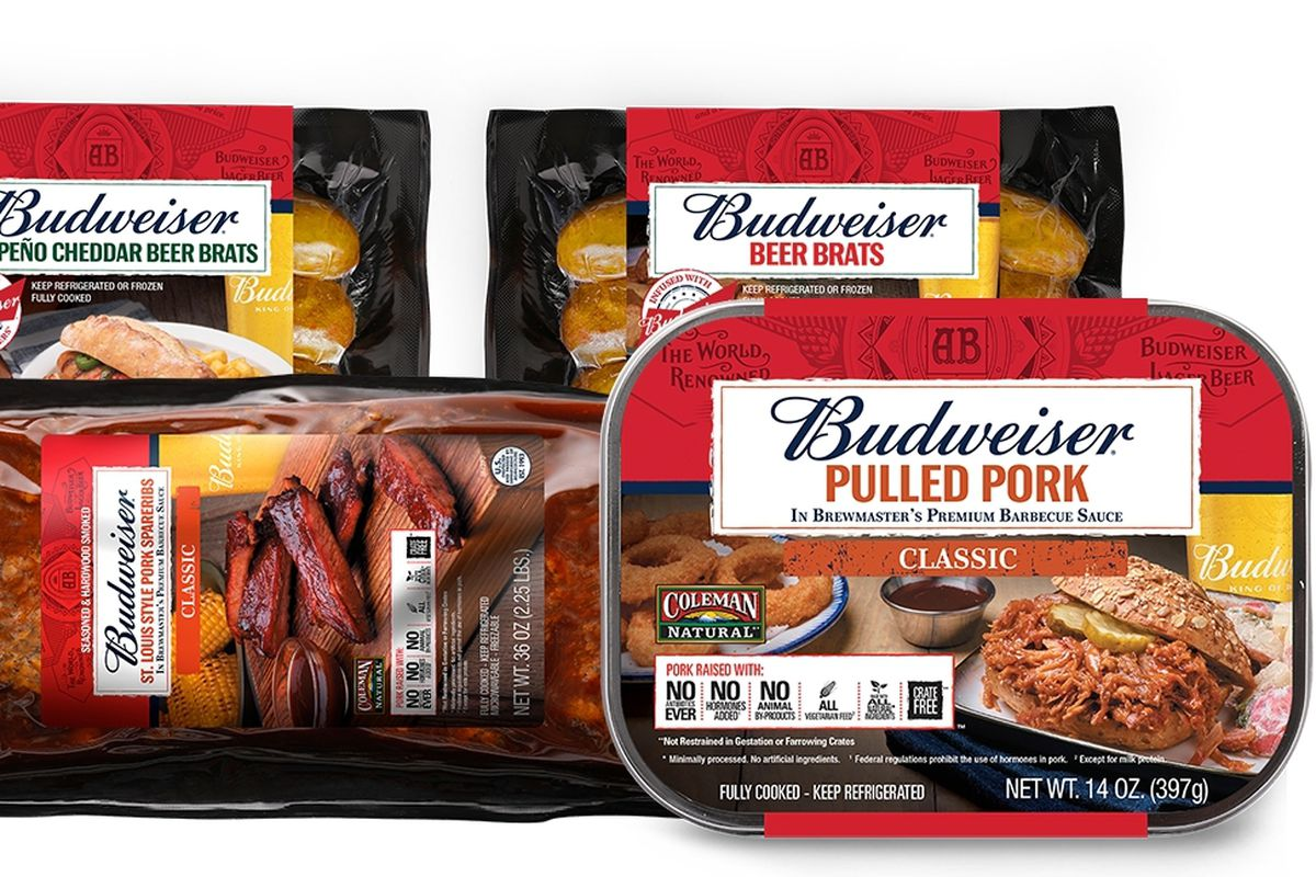 Budweiser and Coleman Natural Partner for New Natural Meat