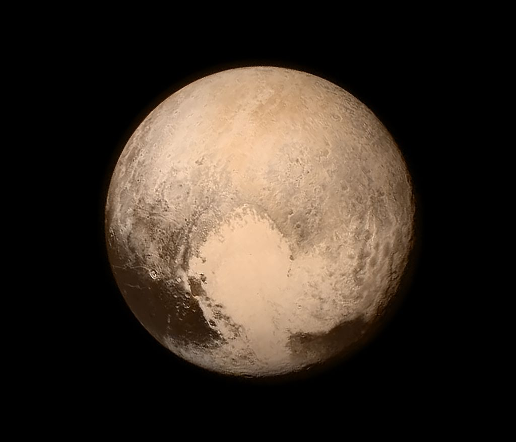 Pluto hires