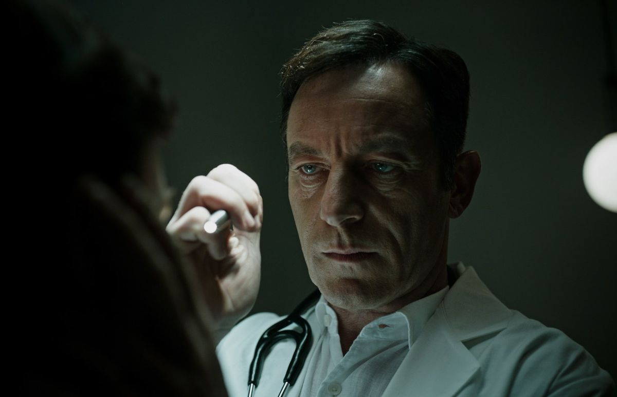 Jason Isaacs in A Cure for Wellness