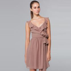 "Joanna August Lacy Short dress, <a href=""http://www.joannaaugust.com/dresses/knee-length/lacey-short"">$250</a>"